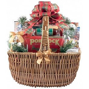 Cut Above Holiday Gift Basket (Extra Large) - Cut Above Holiday Gift Basket (Extra Large) #HolidayGiftBasket #ChristmasGiftBasket