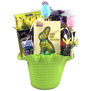 Sweet Celebrations Easter Basket - Send Easter baskets online