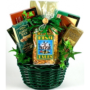 Fishing Fanatic Gift Basket For Fishermen -