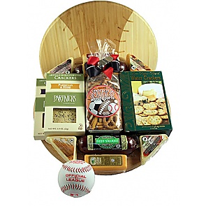 Grand Slam Baseball Gift Basket -