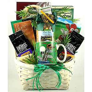 Hole In One Golf Gift Basket -