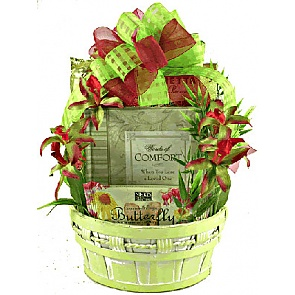 In Remembrance Sympathy Basket -