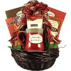 My Grandpa Is Great Gift Basket -
