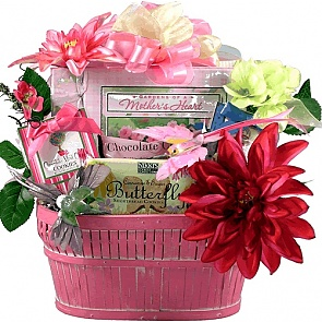 My Mother, My Friend - Mothers Day Gift Basket -