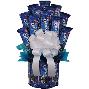 Oreo Lovers Bouquet - Send Candy Bouquets #OreoCookieBouquet