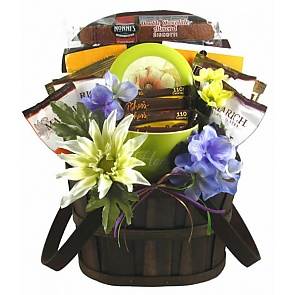 Peace Be With You Christian Gift Basket - Christian Gift Baskets #ChristianGiftBaskets