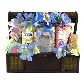 Pamper Perfect Gift Basket - Spa Gift Baskets for Women