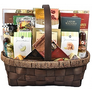 The Seasons Best Holiday Gift Basket