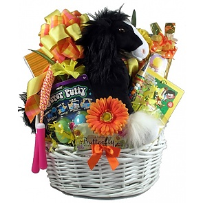 The Ultimate Kids Basket - Send kids gift baskets - #KidsGiftBaskets
