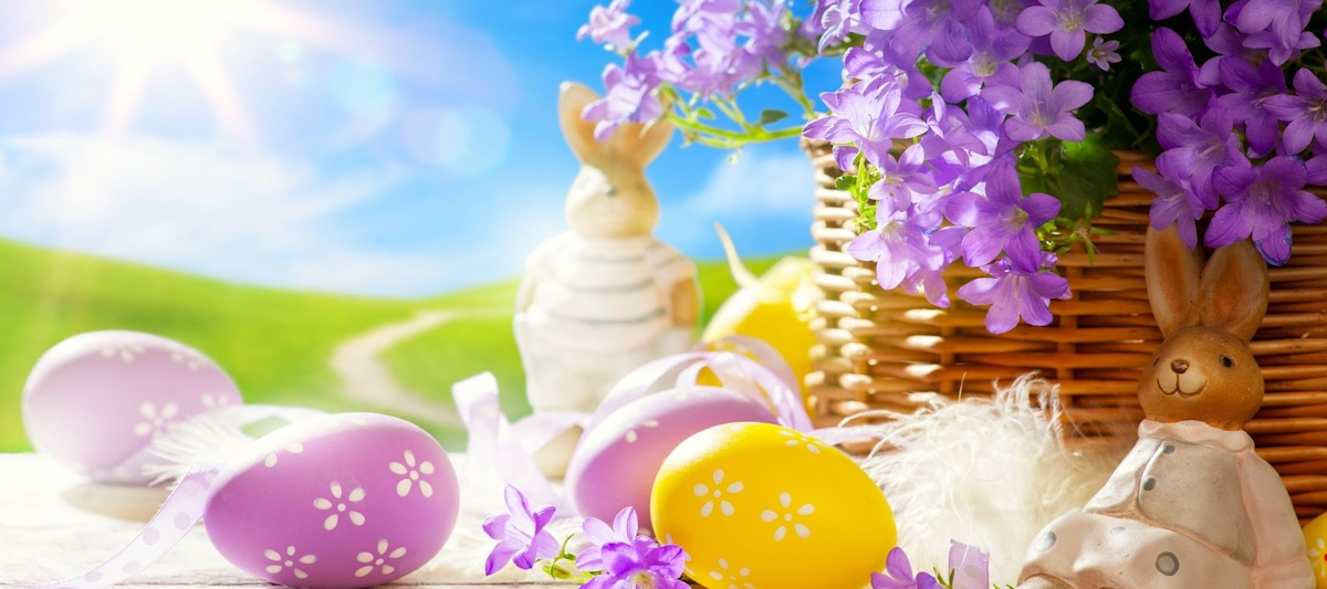 Send Easter Baskets to kids and adults